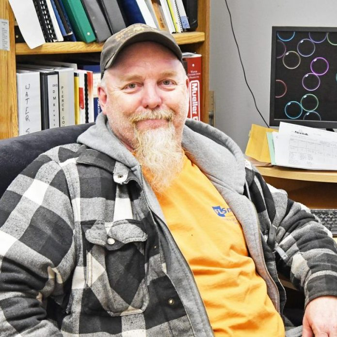 The Pierce City Council Monday evening made it official, hiring Kirk White as the new Water and Sewer Superintendent for the City of Pierce. White had begun his duties on March 22. He replaces Wade Leisner who resigned effective January 31.